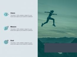 Our Mission And Vision Goal D13 Ppt Powerpoint Presentation Icon Tips