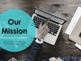 Our Mission Compensation Plan Ppt Infographics Infographic Template