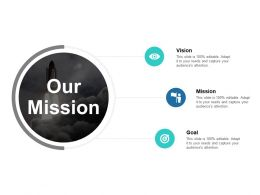Our Mission Goal B252 Ppt Powerpoint Presentation Icon Images