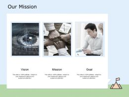 Our Mission Goal H179 Ppt Powerpoint Presentation Show Background Images