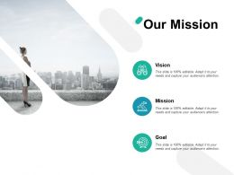 Our Mission Goal Plan H80 Ppt Powerpoint Presentation Portfolio Icons