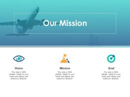 Our Mission Goal Vision F143 Ppt Powerpoint Presentation Pictures Images