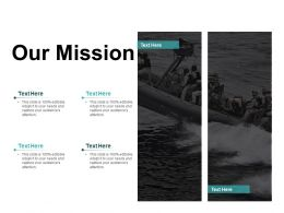 Our Mission Goal Vision Ppt Powerpoint Presentation Layouts Inspiration