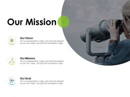 Our Mission Our Goal L783 Ppt Powerpoint Presentation Model Gridlines