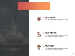 Our Mission Our Vision Our Goal Ppt Powerpoint Presentation Outline Slides