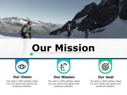 Our Mission Our Vision Ppt Powerpoint Presentation File Background