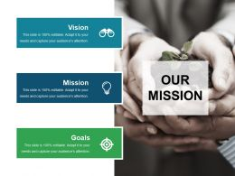 Our Mission Powerpoint Slide Background Designs