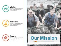 Our Mission Powerpoint Slide Designs Download