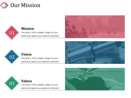Our Mission Powerpoint Slide Inspiration Template 1