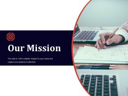 Our Mission Powerpoint Slide Rules Template 2
