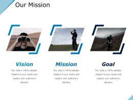 Our Mission Powerpoint Templates Microsoft