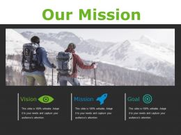 Our Mission Powerpoint Themes Template 1