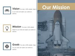 Our Mission Ppt Backgrounds