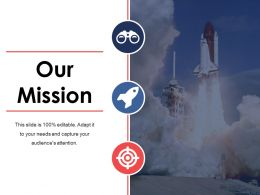 Our Mission Ppt Design Template 1