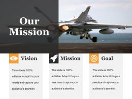 Our Mission Ppt Examples
