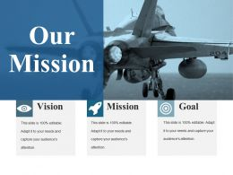 Our Mission Ppt Examples Professional Template 1