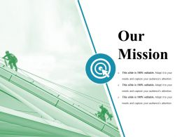 Our Mission Ppt File Themes