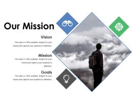 Our Mission Ppt Gallery