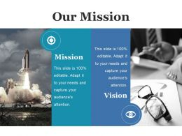 Our Mission Ppt Gallery Guide