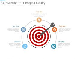 Our Mission Ppt Images Gallery