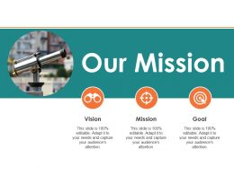Our Mission Ppt Infographic Template 1