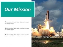 Our Mission Ppt Inspiration Slide Download