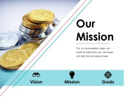 Our Mission Ppt Inspiration Tips