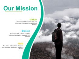 Our Mission Ppt Layouts Rules