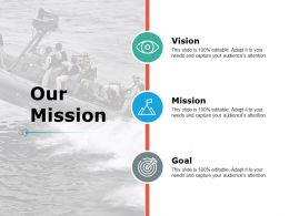 Our Mission Ppt Pictures Objects