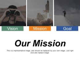 Our Mission Ppt Portfolio Backgrounds