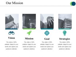 Our Mission Ppt Sample Presentations Template 1
