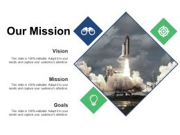 Our Mission Ppt Samples Download