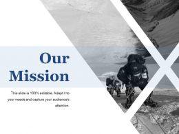 Our Mission Ppt Styles