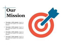 Our Mission Ppt Styles Graphics