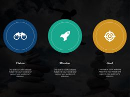 Our Mission Ppt Summary Background Designs
