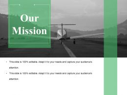 Our Mission Ppt Summary Designs Download