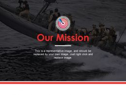 Our Mission Ppt Summary Gallery