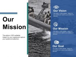 Our Mission Ppt Summary Graphics Download