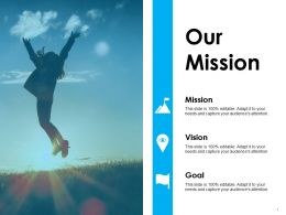 Our Mission Ppt Summary Inspiration