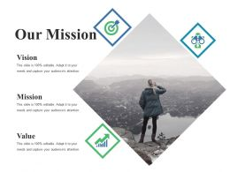 Our Mission Ppt Summary Show