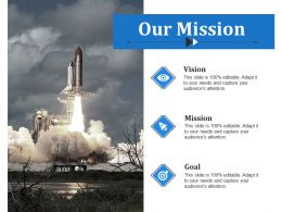 Our Mission Presentation Backgrounds
