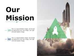 Our Mission Presentation Deck