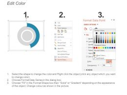 49227419 Style Essentials 1 Our Vision 2 Piece Powerpoint Presentation Diagram Infographic Slide