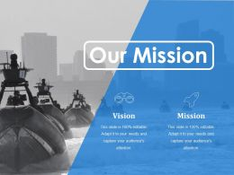 Our Mission Presentation Images