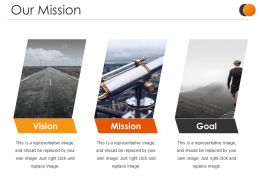 Our Mission Presentation Powerpoint