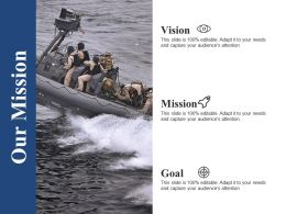 Our Mission Presentation Slides
