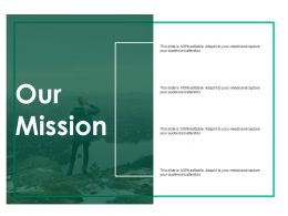Our Mission Vision A255 Ppt Powerpoint Presentation Model Graphics Tutorials
