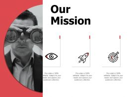 Our Mission Vision A584 Ppt Powerpoint Presentation Summary Themes