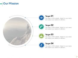 Our Mission Vision C18 Ppt Powerpoint Presentation Gallery Styles