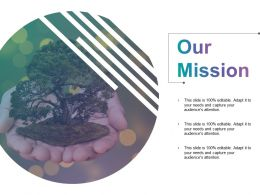 Our Mission Vision Environment F457 Ppt Powerpoint Presentation Infographics Influencers